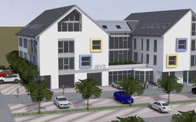 Wir ziehen um: Unser neues Sanitätshaus in Marienberg