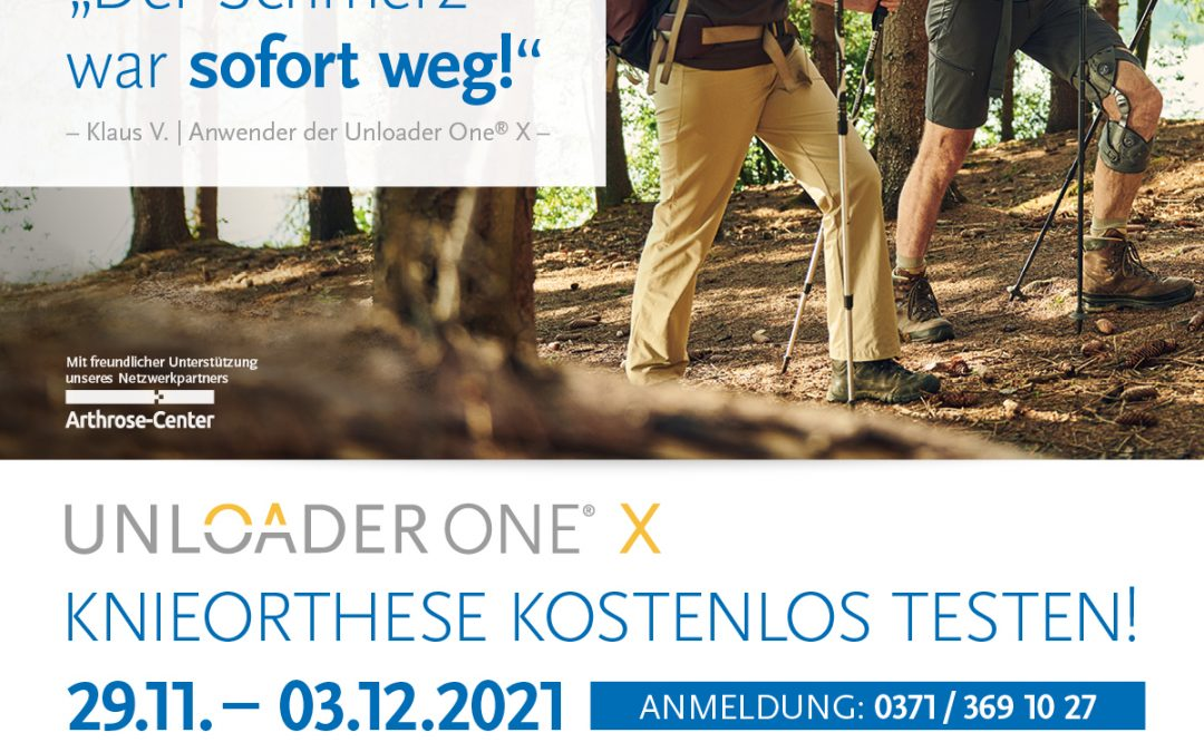 Orthesen Testtage in Chemnitz